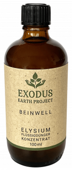 Exodus Earth Project ELYSIUM® Beinwell Flüssigdüngerkonzentrat